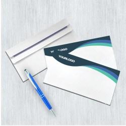 DL envelopes no window
