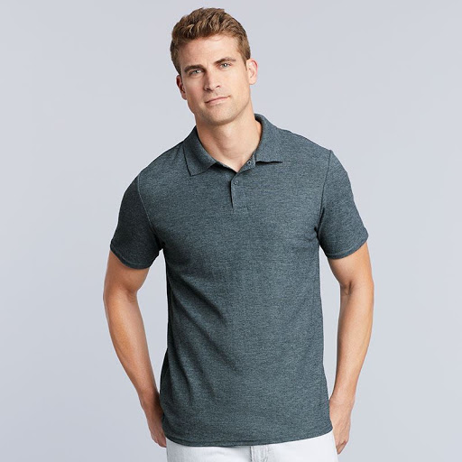 Softstyle™ adult double piqué polo