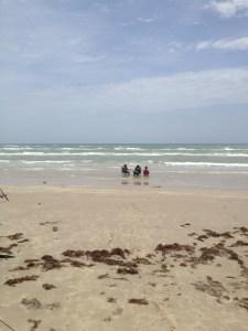 beachhaiku