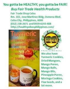 Healthy, fair products from Fair Trade Cebu