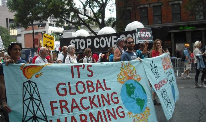No fracking.