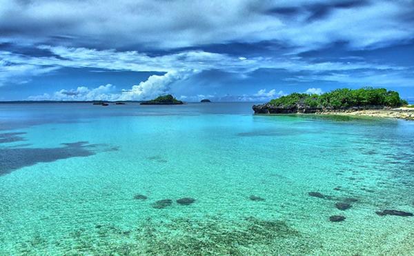 Malapascua Island in Cebu, a popular dive site