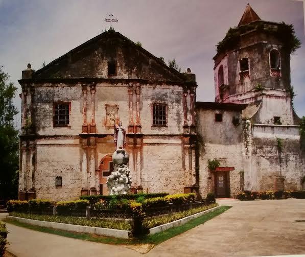 Maribojoc Church