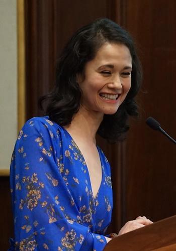 Distinguished Filipino Women: A Lot of Hard Work and Good Attitude