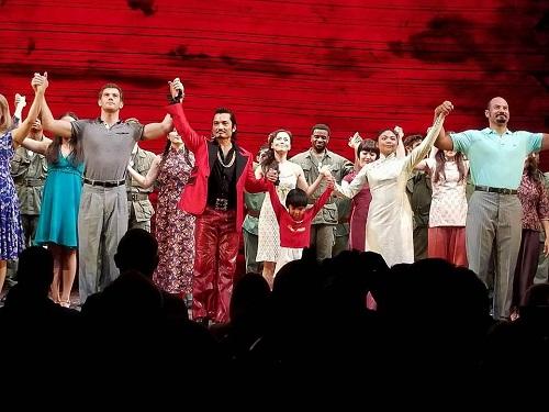 Meet Broadway's Miss Saigon's New Tam Elie Rapada: 'I Love to Act'