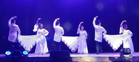 Leyte Dance Theater Awes Filipinos in AFTA Fund-raiser Dance Drama