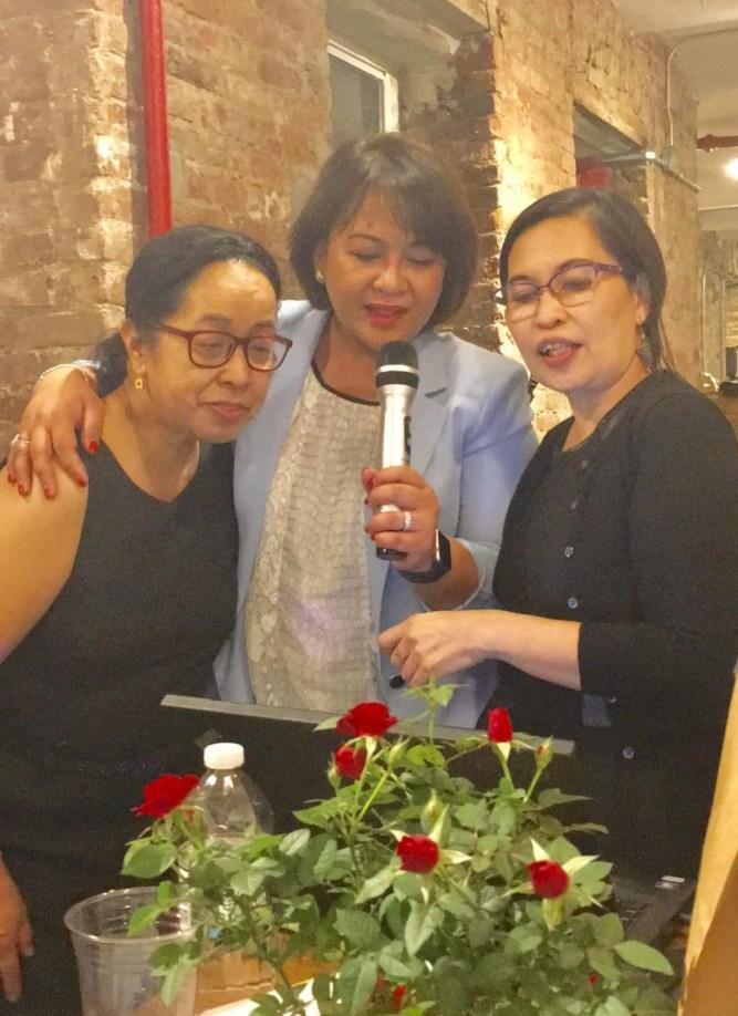 FilAm Ace Journalist Cristina Pastor Relocates to Beijing, Temporarily