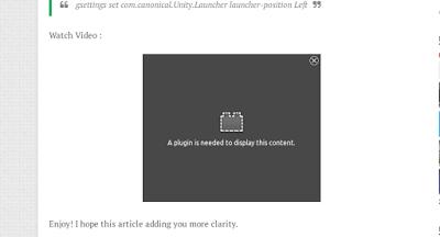 Ubuntu 16.04 安装 player Install Flash Player for Watching Video in Ubuntu 16.04 Xenial Xerus (LTS)