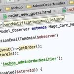 Magento 1.9:新订单通知 Admin Order Notifier