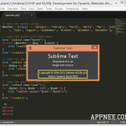 Sublime Text 2.x, 3.x 破解许可 Universal License Keys collection for Win, Mac & Lin