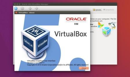 Ubuntu 16.04安装 Virtualbox 5.1 How to Install Virtualbox 5.1 in Ubuntu 16.04