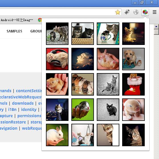 Chrome Extension 学习笔记二 开发攻略