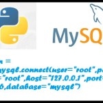 Python: MySQL 数据库连接, PyMySQL 驱动, pymysql 操作MySQL数据库, 防止SQL注入