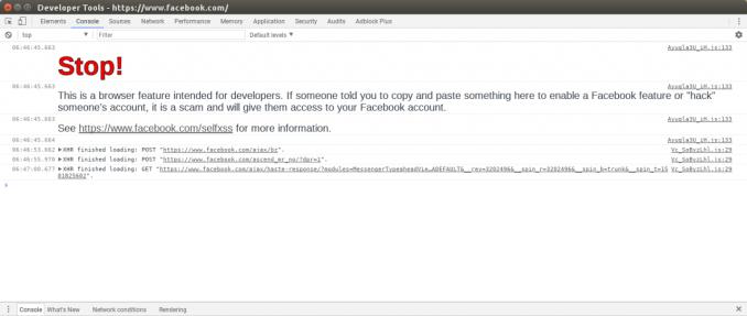 黑客:使用JavaScript来破解网络, Using JavaScript to hack the web