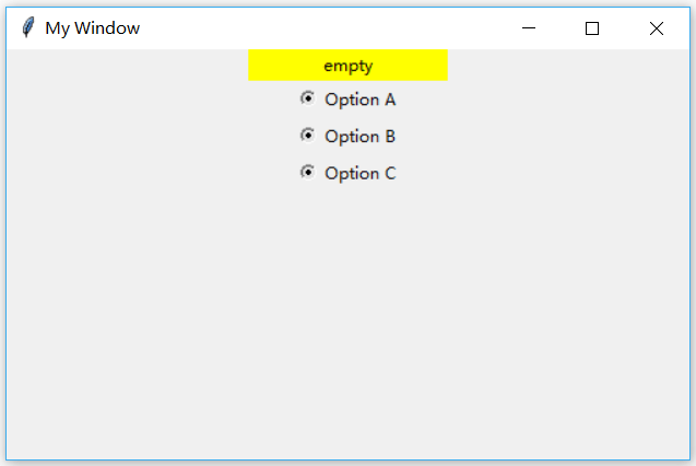 tkinter教程:Python GUI 之 tkinter窗口视窗教程大集合(看这篇就够了)