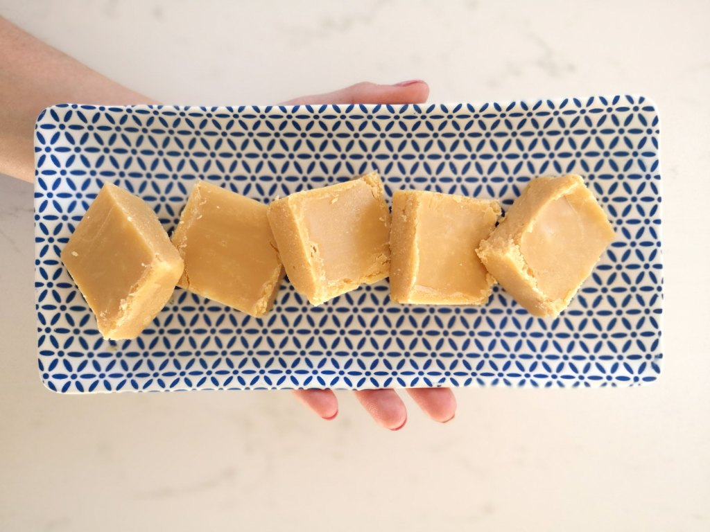 Traditional South African Recipe for fudge