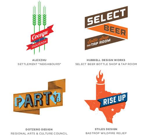 Banners Logo Design Trends & Inspiration