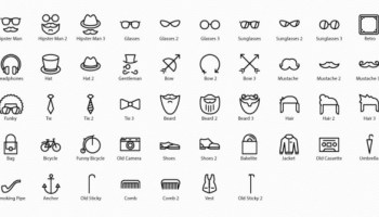 free vector download icon