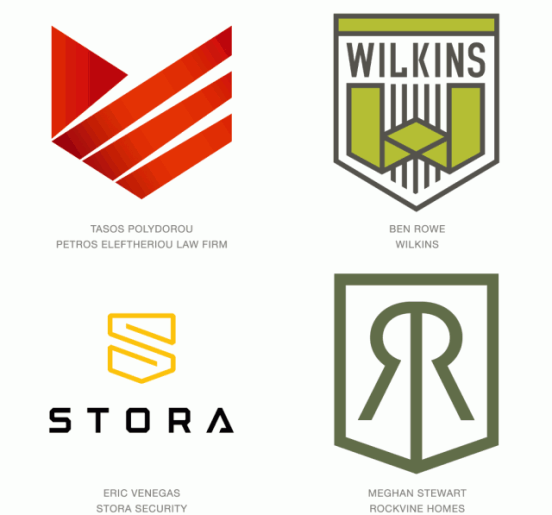 Pocket Shield Logo Trend