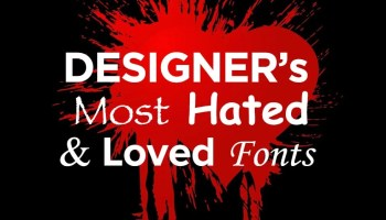 Designer's Favourite Fonts & Why | JUST™ Creative