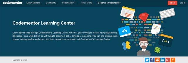 Codementor-Learning-Center