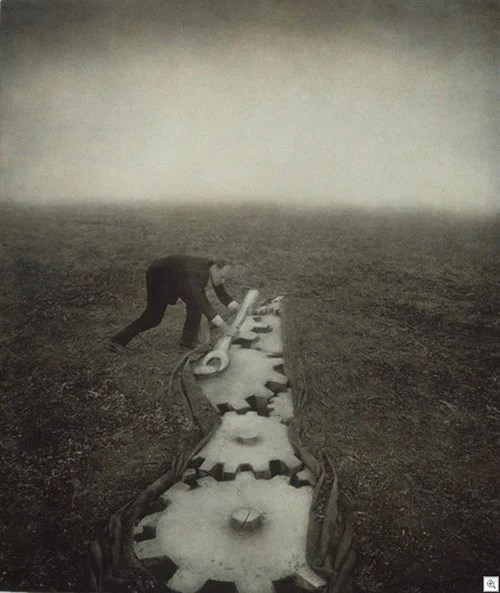 """""""Turning to Spring"""" is by Robert and Shana ParkeHarrison"""