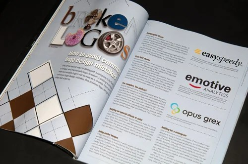 Common Logo Design Mistakes in Layers Magazine