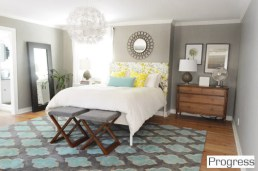 multi-use furniture and lovely accent area rug