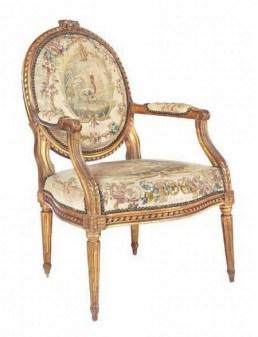 1780's Louis XVl chair