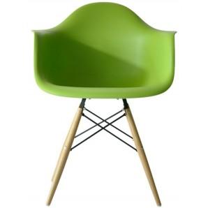 Eames molded plastic chair circa 1948