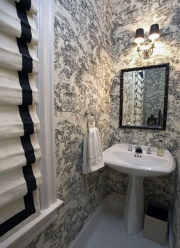 Toile, a French inspired classic