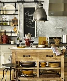 A very versatile bistro kitchen