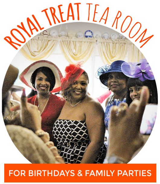 The Royal Treat Tea Room