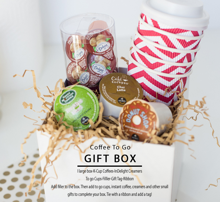 Gift Box for Coffee Lovers