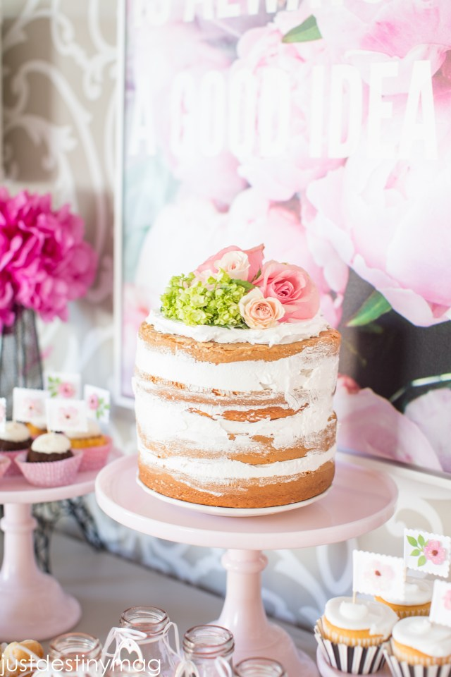 Naked Cake for Birthday Parties-2