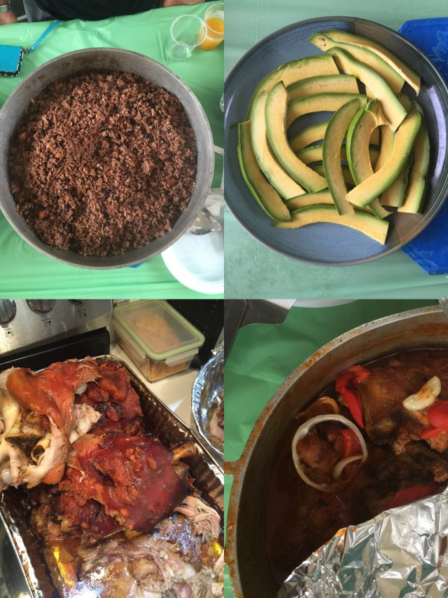 Puerto Rican Dishes