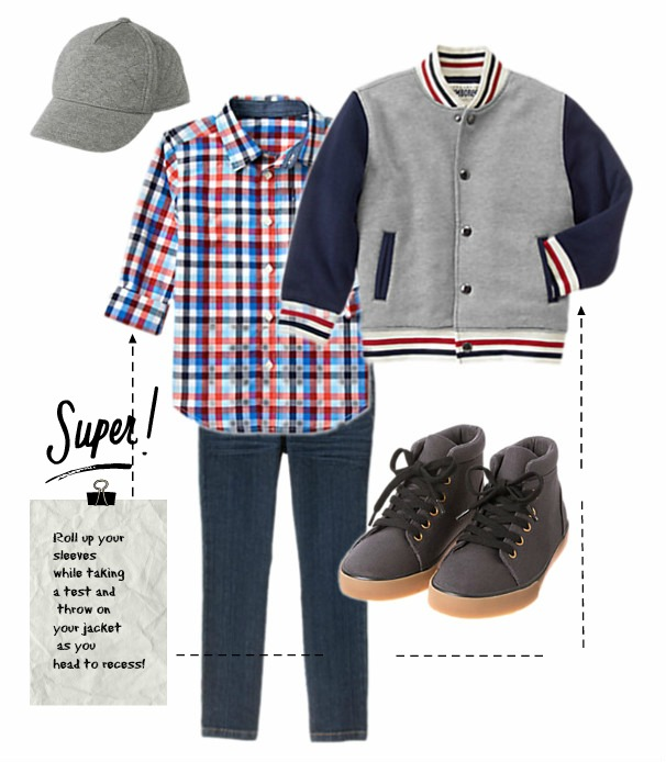 Gymboree Outfit for Boys