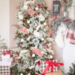 Classic Christmas Tree Decor Just Destiny Home
