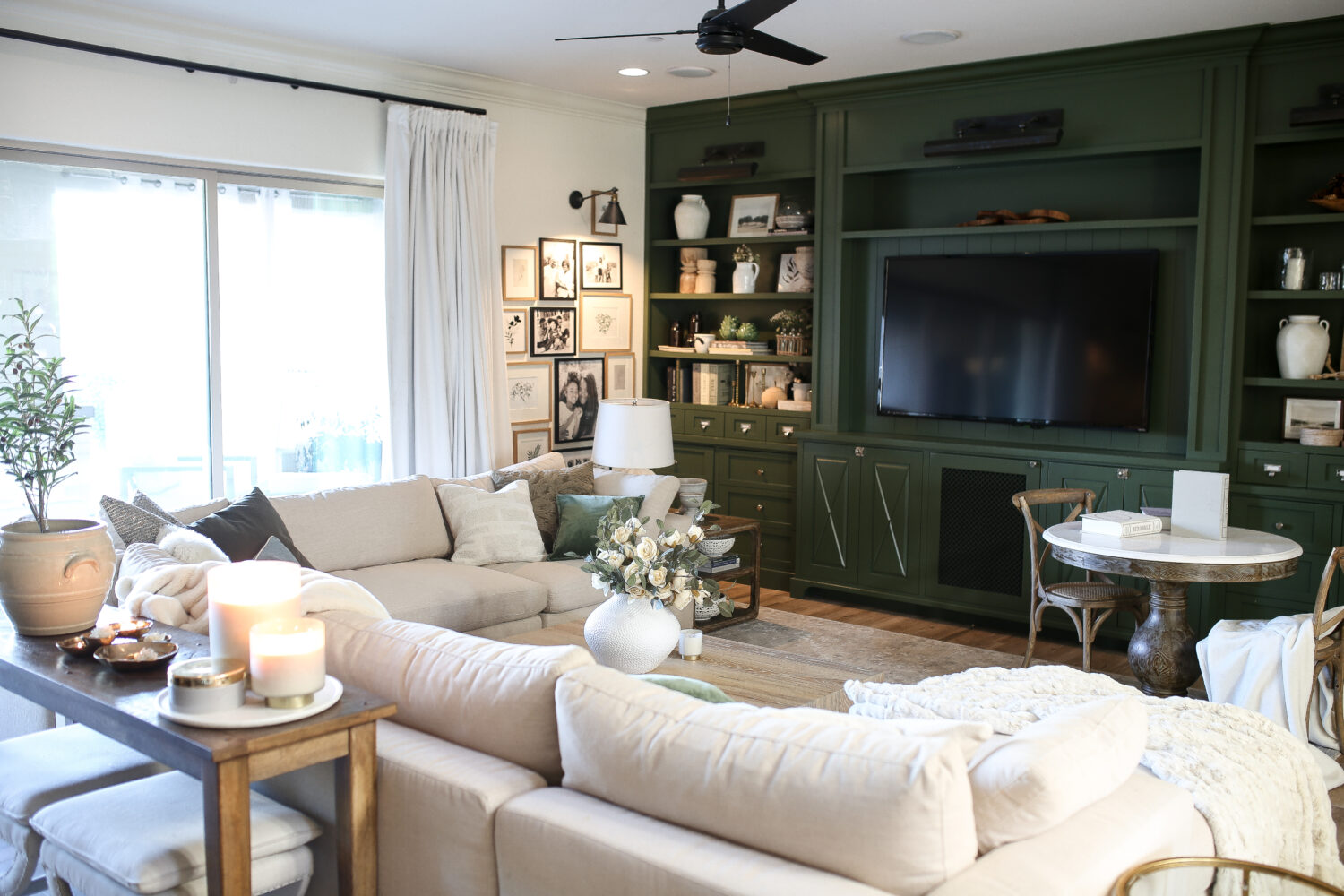 arhaus sectional review finally a