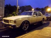 Custom ride (Impala?)