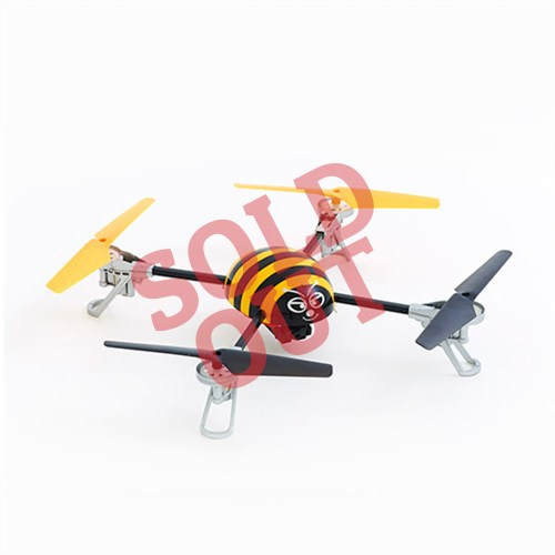 Mini Pet Bumblebee Quadcopter