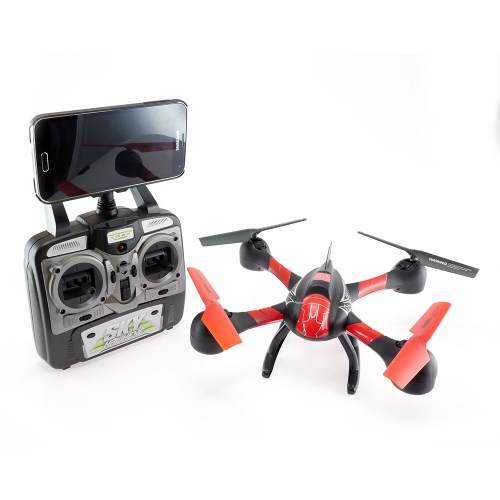 Sky Hawkeye Wi-Fi Quadcopter with Controller