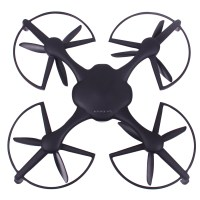 Ghost Quadcopter with Prop Guards