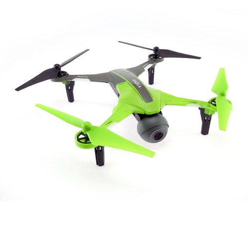 Mola-3 with 1080p HD Camera in Green & Grey