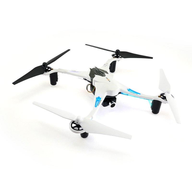 Mola-5 Quadcopter with 720p HD Camera in White