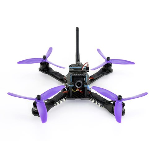 MRV Hell Yeh 250 FPV Racing Quadcopter Front View