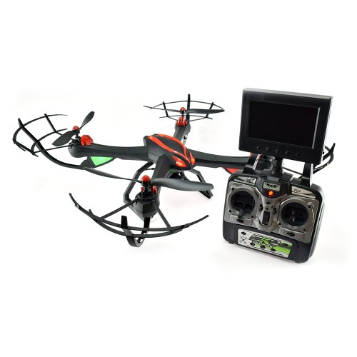Sky Vampire 5.8 Hz FPV Quadcopter with Controller