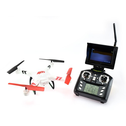 Explore 5.8GHz FPV Quadcopter with Controller
