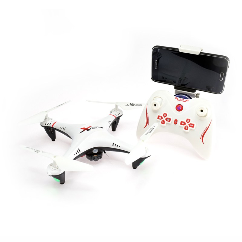 L6039W Wi-Fi FPV Quadcopter with Controller