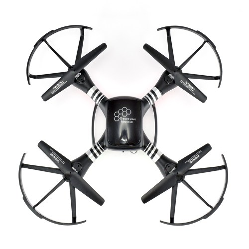 X-Drone Scout Wi-Fi FPV Quadcopter - Top View